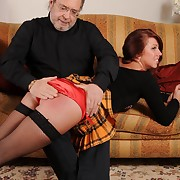 Spanking tube movie